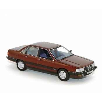 Audi 200 quattro 1987 rouge metal Norev 830075
