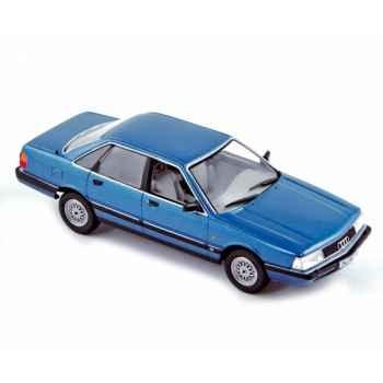 Audi 200 quattro 1990 blue metallic  Norev 830077