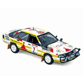 Audi 200 quattro safari rallye kenya mikkola / hertz 1987  Norev 830076
