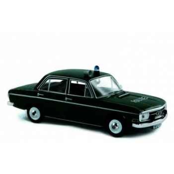 Audi 72 4 doors polizei 1965 Norev 830024
