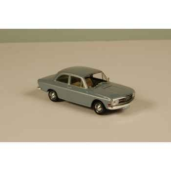 Audi 72 bleu clair 1965 Norev 830020