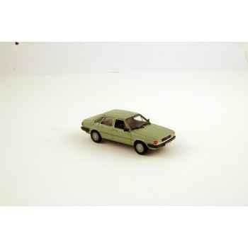 Audi 80 1978 vert clair métallisé Norev 830050