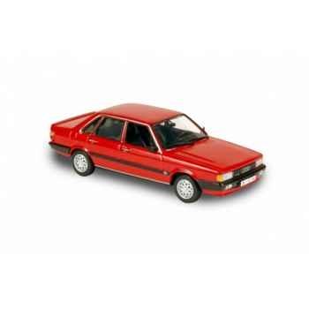 Audi 80 quattro rouge 1985 Norev 830029