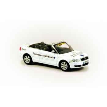 Audi a4 cabriolet assistance médicale Norev 830004