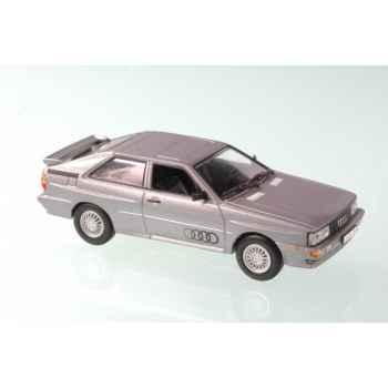 Audi quattro silver 1986 Norev 830031