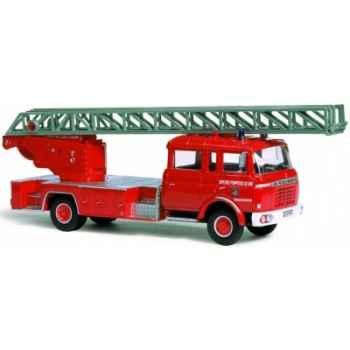 Berliet gbk pompier de draguignan Norev 690001