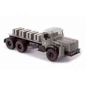 berliet tbo tracteur de t100 gris clair 1957 norev 690023
