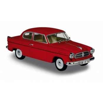 Borgward isabella berline rouge 1960 Norev 820022