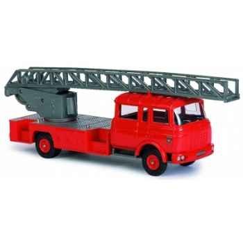 Camion pompier jouet avec échelle Norev 16110