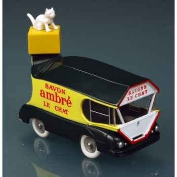 Camion savon ambré le chat 1952 Norev C50200