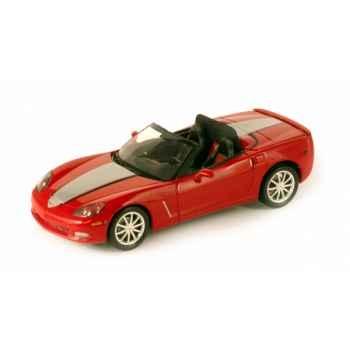 Chevrolet corvette c6 street appearance rouge Norev 900004