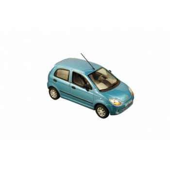 Chevrolet matiz bleu clair Norev 900100