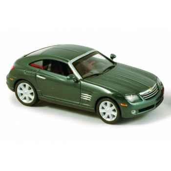 Chrysler crossfire coupé graphite metallic Norev 940000