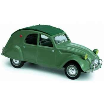 Citroën 2 cv 1963 vert embrun Norev 150728