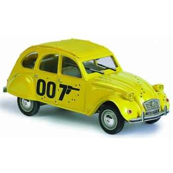 Citroën 2 cv james bond Norev 151321