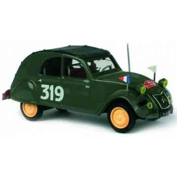 Citroën 2cv monte-carlo 1954 Norev 150318