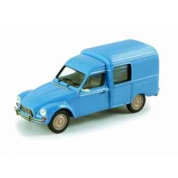 Citroën acadiane bleu myosotis Norev 153760