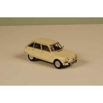 Citroën ami 8 beige 1969 Norev 153534