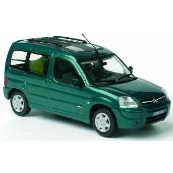 Citroën berlingo multispace pack vert hurlevent Norev 155700