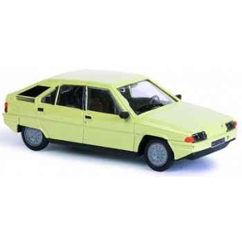 Citroën bx 16 trs beige Norev 154002