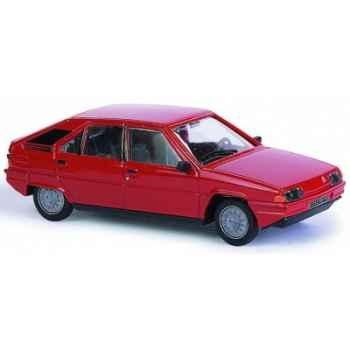 Citroën bx 16 trs rouge Norev 154001