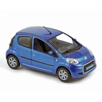Citroën c1 2009 electra blue  Norev 155108