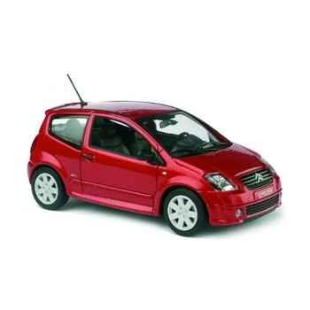 Citroën c2 rouge lucifer Norev 155201