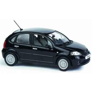 Citroën c3 noir onyx Norev 155302