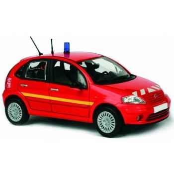 Citroën c3 pompier vl Norev 155350