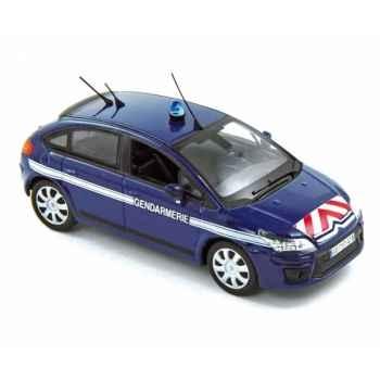 "Citroën c4 2009 ""gendarmerie""  Norev 155407"
