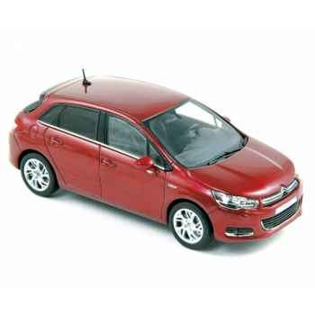 Citroën c4 2010 red  Norev 155440