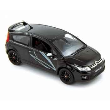 Citroën c4 by loeb 2009 black Norev 155405
