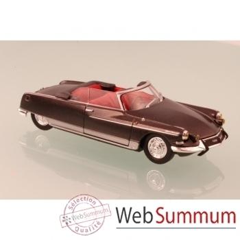 Citroën ds 21 cabriolet 'palm beach' noir henri chapron Norev 157031