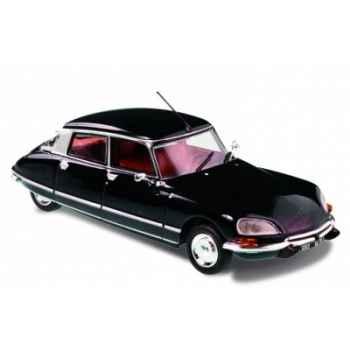 Citroen ds 23 1972 noire  Norev 157056