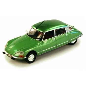 Citroën ds 23 pallas vert argent Norev 157050