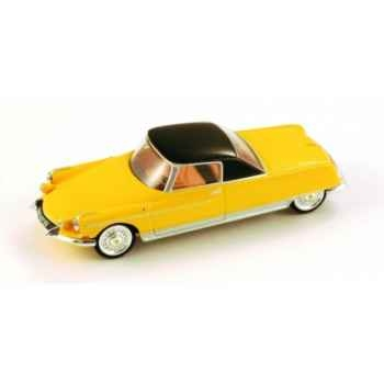 Citroën ds chapron coupé le dandy jaune Norev 158054