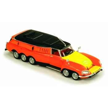 Citroën ds plr 1000 pattes michelin Norev 158106