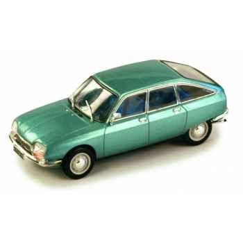 Citroën gs bleu platine Norev 158210