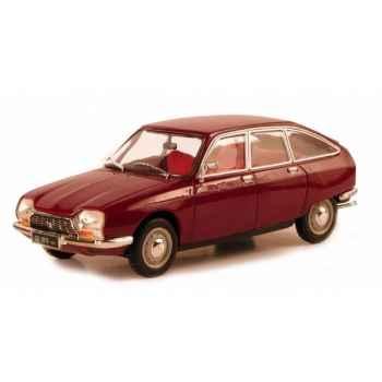 Citroën gs rouge massena Norev 158212