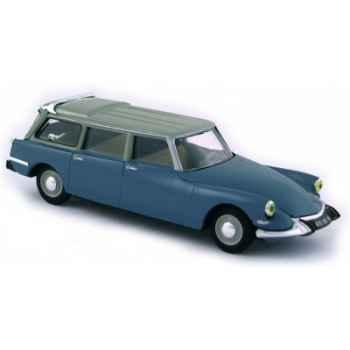 Citroën id break bleu Norev 155018