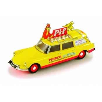 Citroën id break pif pinder Norev 157001