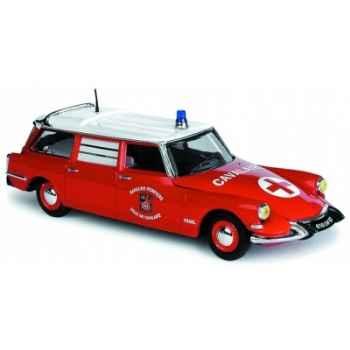 Citroën id break pompier de cavalaire Norev 155017