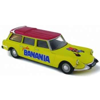 Citroën id break publicitaire banania Norev 155023
