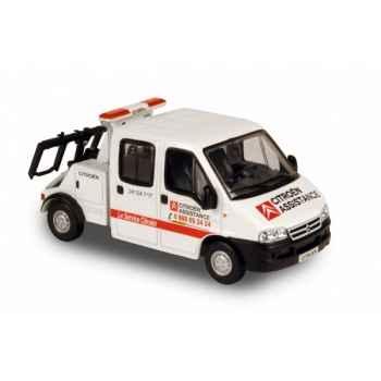 Citroën jumper patrouilleur assistance 2003 Norev 155915