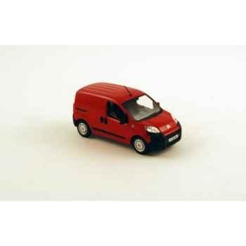 Citroën nemo tôlé rouge 2008 Norev 155790