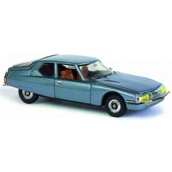 Citroën sm bleu Norev 158500