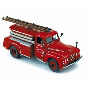 Citroën t46 camion citerne d incendie pompe drouville  Norev 159986