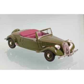 Citroën traction 15/6 cabriolet Norev 153121