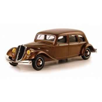 Citroën traction 22cv familiale beige Norev 152026