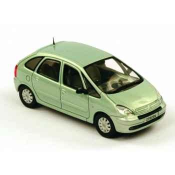 Citroën xsara picasso 2004 eau limpide Norev 159930